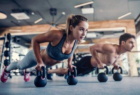 Fitness und Functional Training München Studio