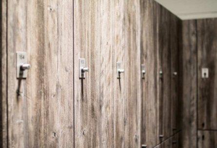 fitness ZONE Umkleiden und Duschen